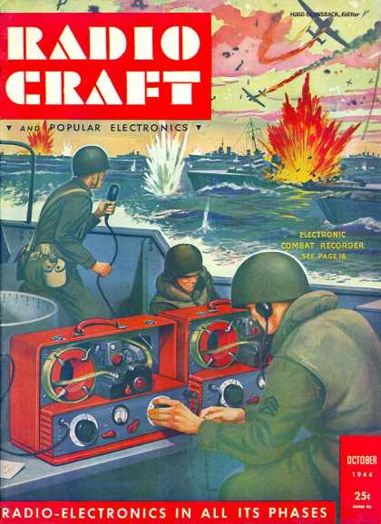Radio Craft - 10/1944
