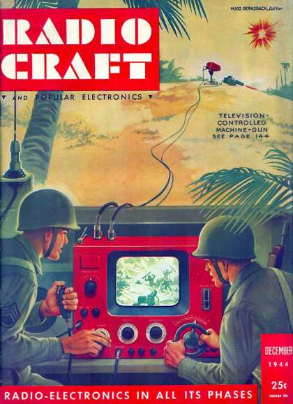 Radio Craft - 12/1944