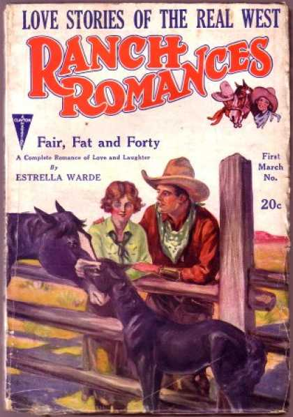Ranch Romances - 11/1927