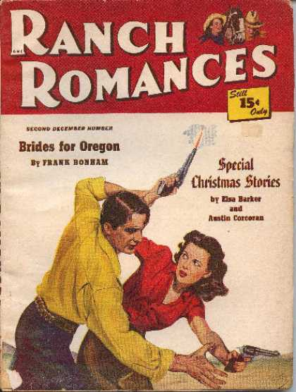 Ranch Romances - 12/1949