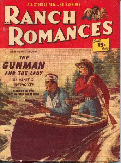 Ranch Romances - 5/1950