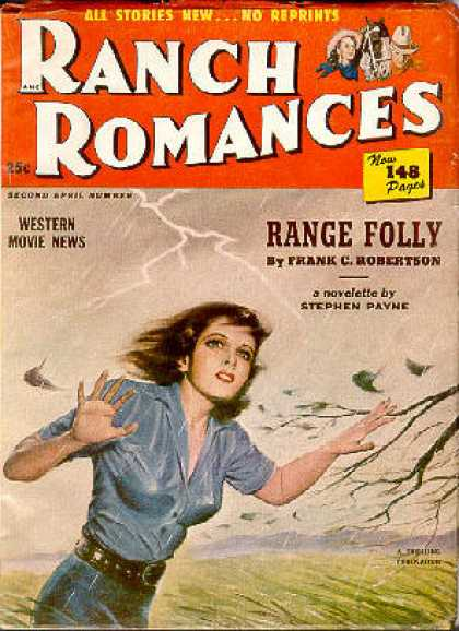 Ranch Romances - 4/1952