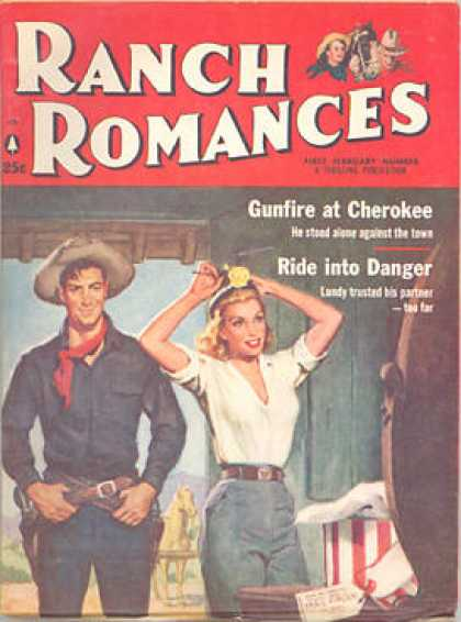 Ranch Romances - 11/1958