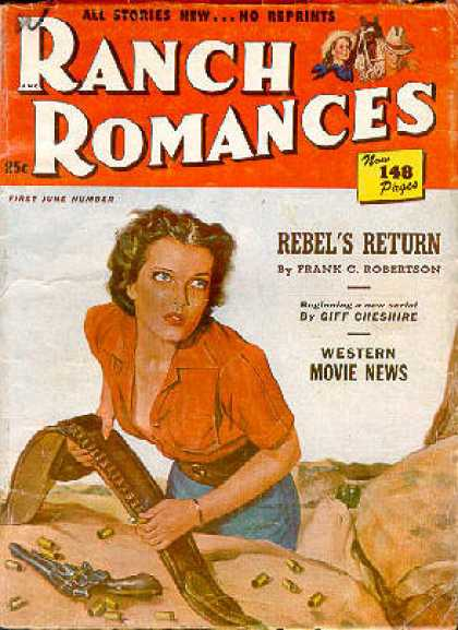 Ranch Romances 17