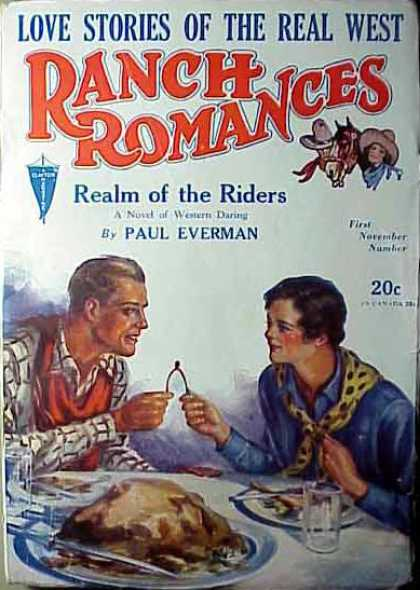 Ranch Romances - 11/1930