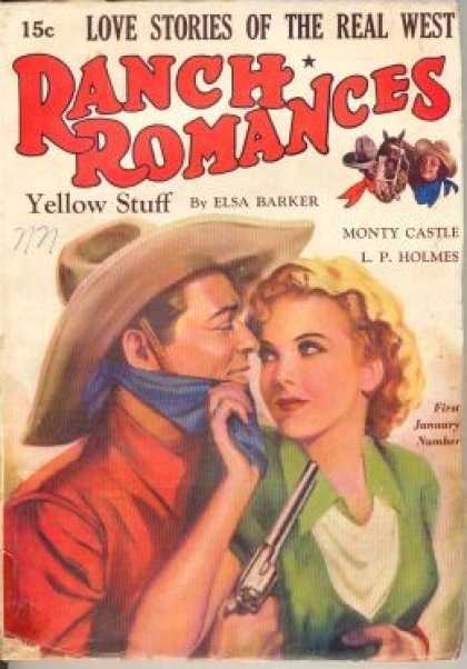 Ranch Romances - 1/1938