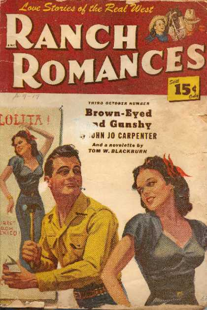 Ranch Romances - 10/1948