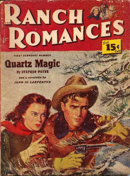 Ranch Romances - 2/1949
