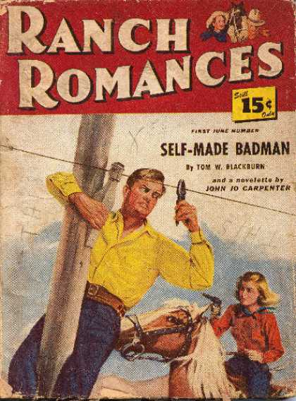 Ranch Romances - 6/1949