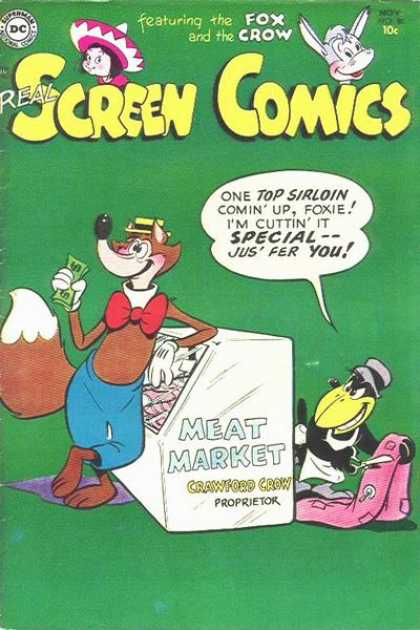Real Screen Comics 80