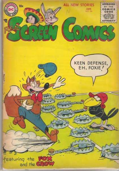 Real Screen Comics 94