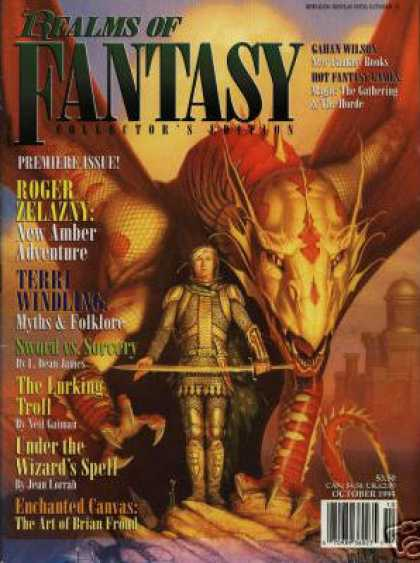 Realms of Fantasy - 10/1994