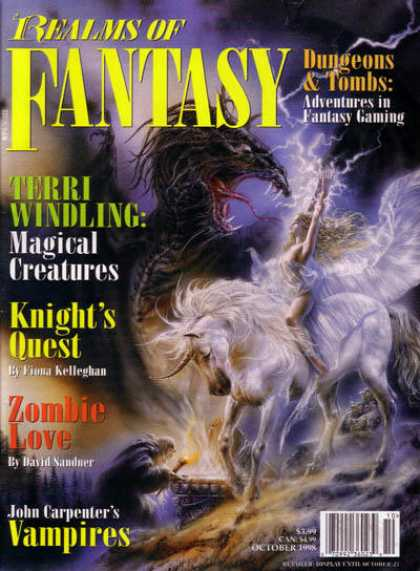 Realms of Fantasy - 10/1998