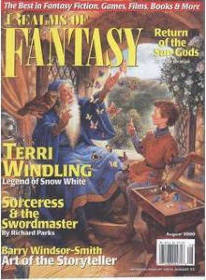 Realms of Fantasy - 8/2000