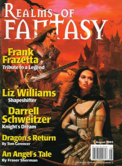 Realms of Fantasy - 8/2002