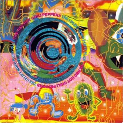 Red Hot Chili Peppers - Red Hot Chili Peppers - The Uplift Mofo Party ...