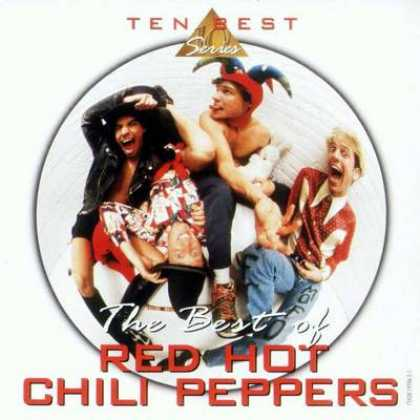 Red Hot Chili Peppers - Red Hot Chili Peppers - Best Of