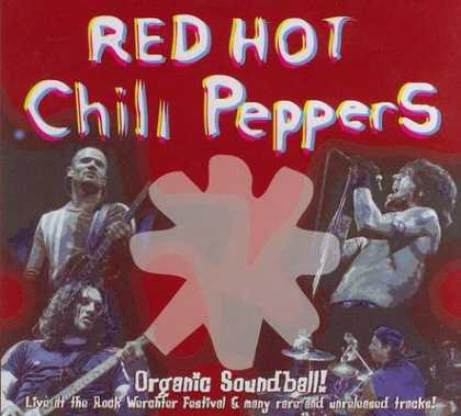 Red Hot Chili Peppers - Red Hot Chili Peppers - Organic Soundball