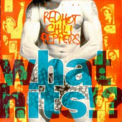 Red Hot Chili Peppers - Red Hot Chili Peppers - What Hits
