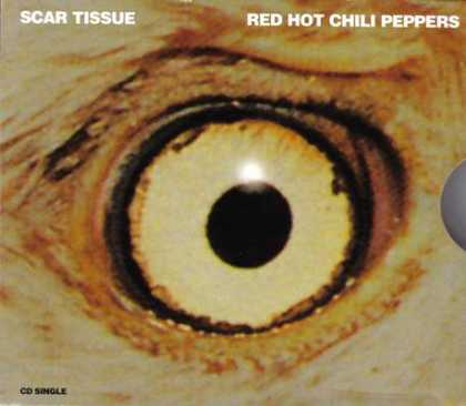 Red Hot Chili Peppers - Red Hot Chili Peppers - Scar Tissue CDS