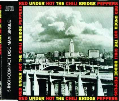 Red Hot Chili Peppers - Red Hot Chili Peppers - Under The Bridge