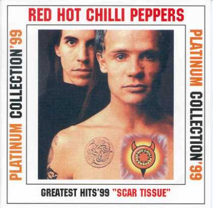 Red Hot Chili Peppers - Red Hot Chili Peppers - Platinum Collection