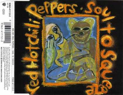 Red Hot Chili Peppers - Red Hot Chili Peppers - Soul To Squeeze CDS