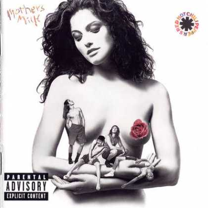 Red Hot Chili Peppers - Red Hot Chili Peppers - Mother's Milk (Bonus T...