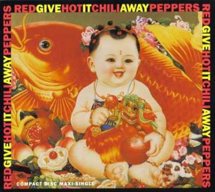 Red Hot Chili Peppers - Red Hot Chili Peppers - Give It Away