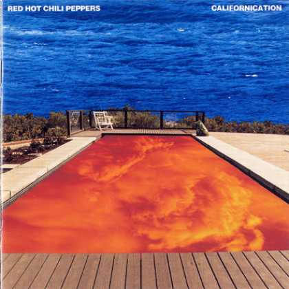 Red Hot Chili Peppers - Red Hot Chili Peppers - Californication