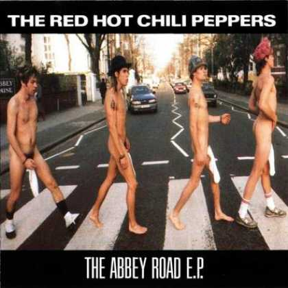 Red Hot Chili Peppers - Red Hot Chili Peppers - The Abbey Road EP