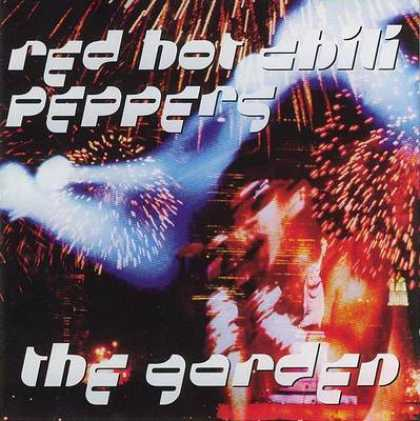 Red Hot Chili Peppers - Red Hot Chili Peppers - The Garden