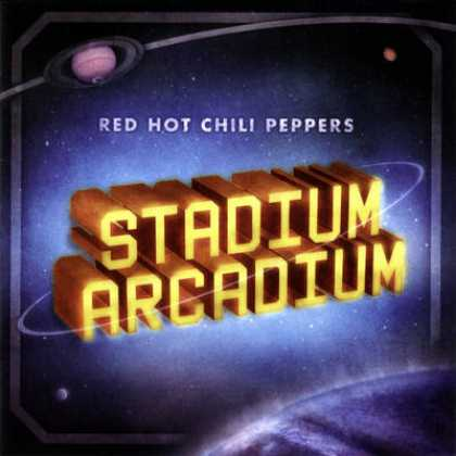 Red Hot Chili Peppers - Red Hot Chili Peppers - Stadium Arcadium