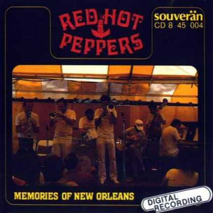 Red Hot Chili Peppers - Red Hot Chili Peppers - Memories Of New Orleans