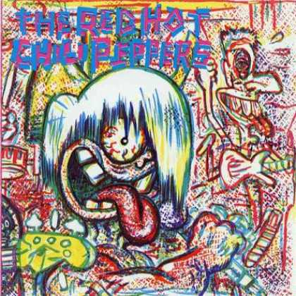 Red Hot Chili Peppers - Red Hot Chili Peppers - Red Hot Chili Peppers