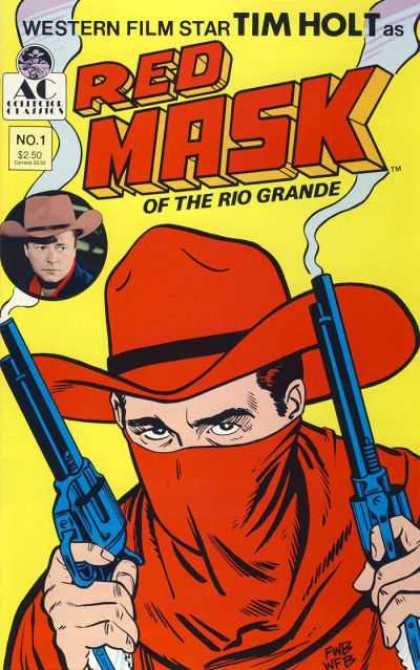 Red Mask of the Rio Grande 1