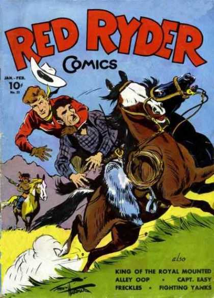Red Ryder Comics 23