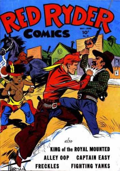 Red Ryder Comics 25