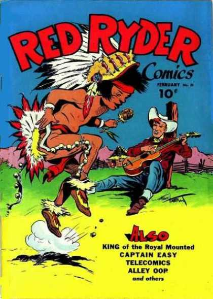 Red Ryder Comics 31
