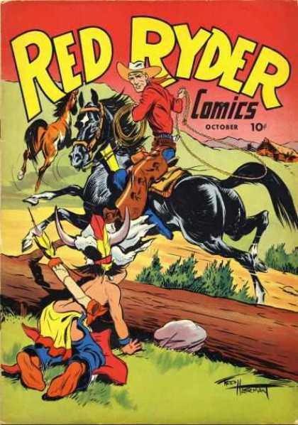 Red Ryder Comics 39