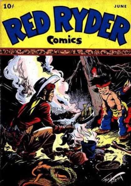 Red Ryder Comics 47