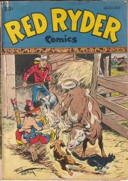 Red Ryder Comics 49