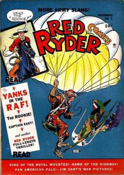 Red Ryder Comics 5