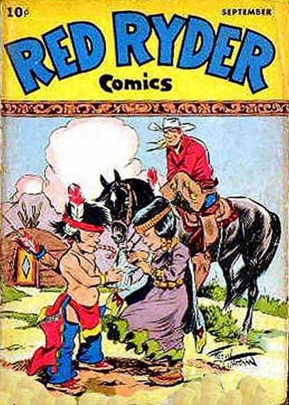 Red Ryder Comics 50