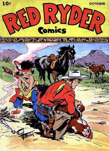 Red Ryder Comics 51