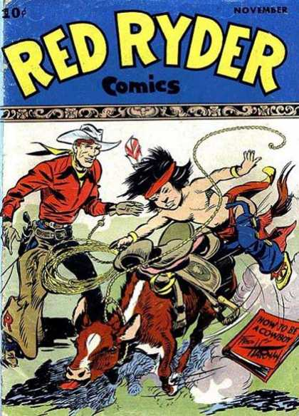 Red Ryder Comics 52