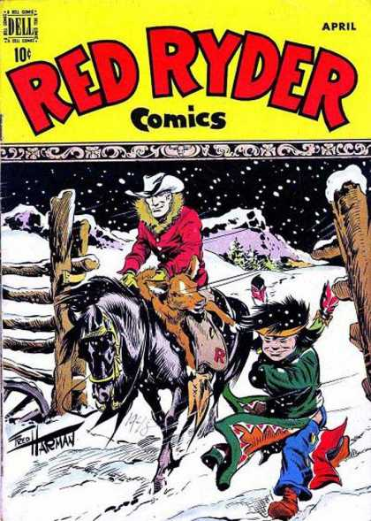 Red Ryder Comics 57