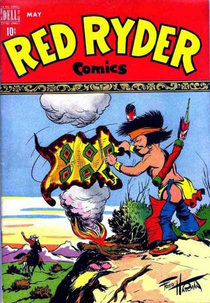 Red Ryder Comics 58
