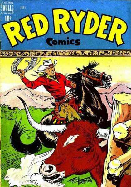 Red Ryder Comics 59