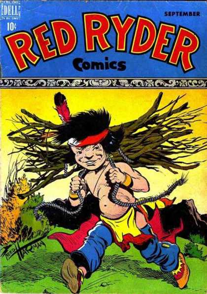 Red Ryder Comics 62